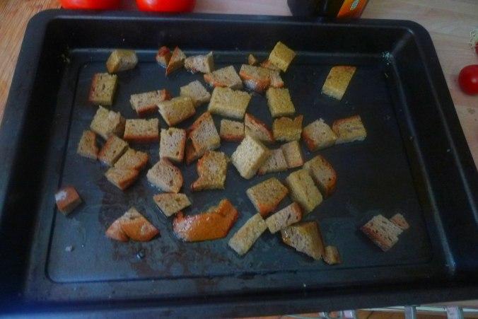 27.6.16 - Panzanella,Brotsalat,Tomatenbrotsalat,vegan (4)