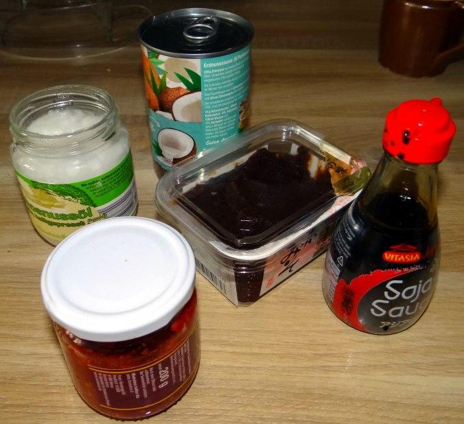 Gemüse in Kokosmilch mit Belugalinsen (5)