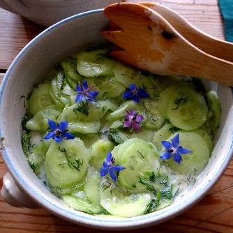 Kartoffeln,Rührei,Salate (8)