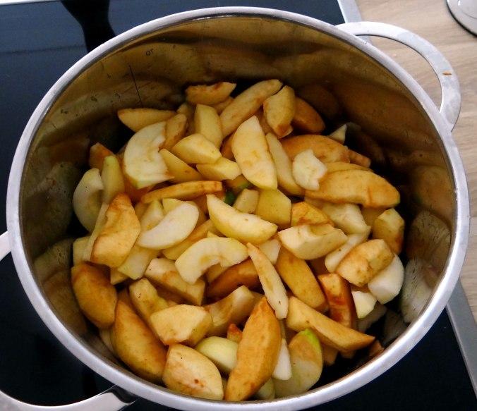 Matjes Tatar,Rote Beete Salat,Pellkartoffeln,Apfelkompott (15)