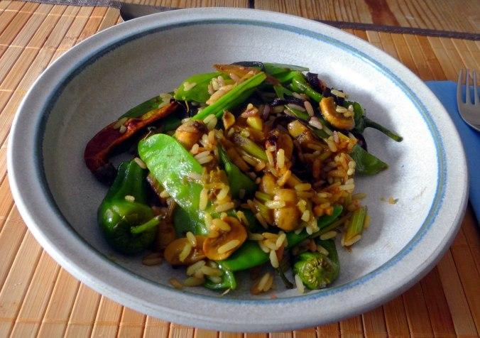 Wokgemüse mit Reis (20)
