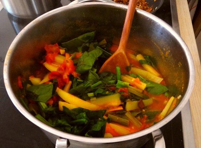 Gemüse Couscous (13)
