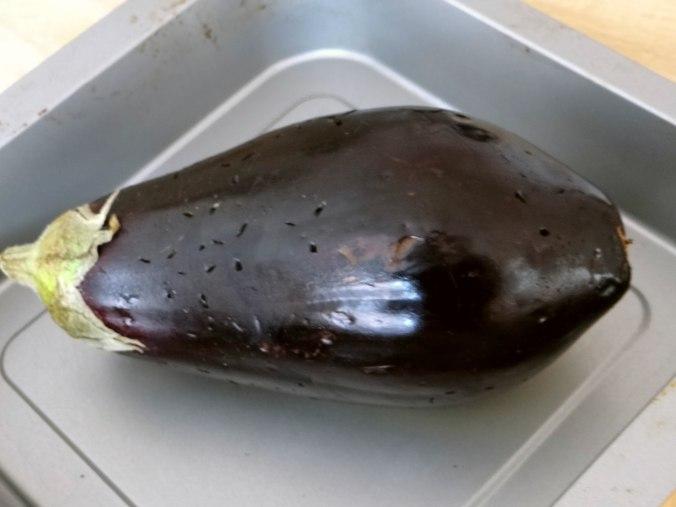 Israelischer Salat und Ofenkartoffeln (6)