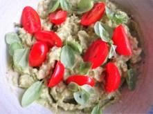 Gurkensalat,Bohnensalat,Guacamole,Pellkartoffeln (10)