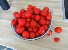 Tomatensuppe mit Enoki (7)