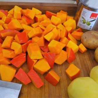 Kürbis-Gemüse Suppe (9)