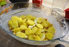 Kartoffeln,Äpfel,Kichererbsen (7)