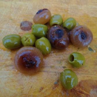 Süß Saures Gemüse mit Couscous (10)