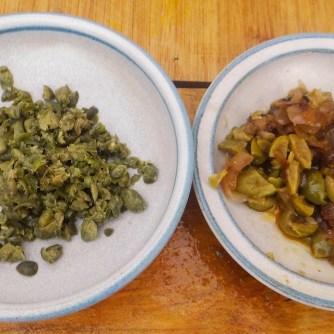 Süß Saures Gemüse mit Couscous (11)