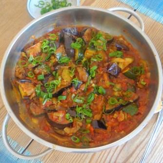 Süß Saures Gemüse mit Couscous (18)