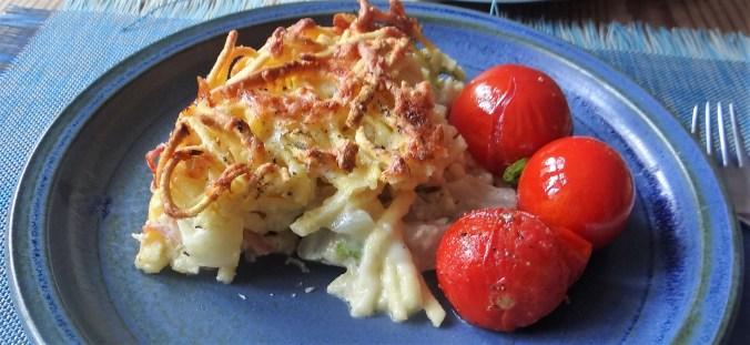 Nudelauflauf,Tomaten (3)