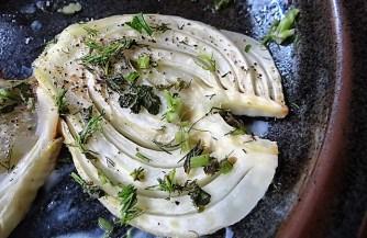 Fenchel und knusprige Kartoffelnester (16)
