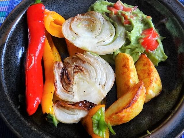 Paprika,Fenchel,Guacamole (1)