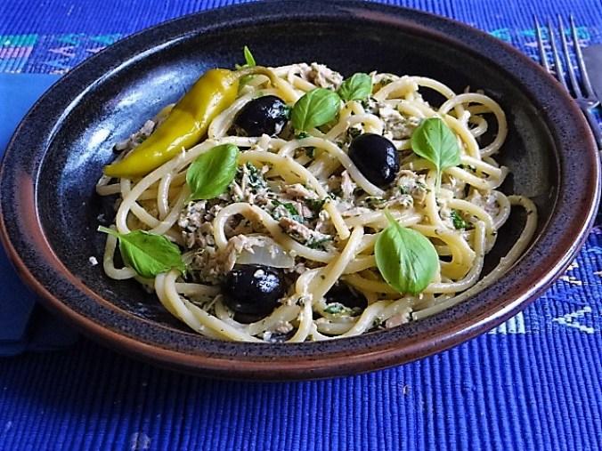 Spaghetti al tonno (11)