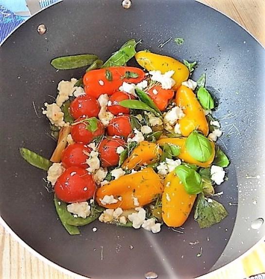 Wokgemüse,Feta (10)
