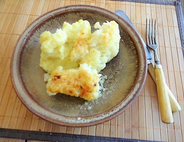 Blumenkohl,Kartoffelstampf (2)