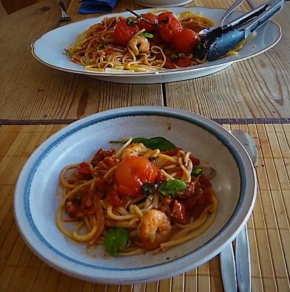 Garnelen mit Tomaten (12)