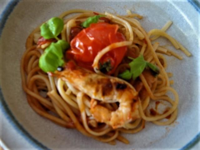 Garnelen mit Tomaten (13)
