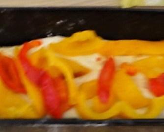 Muscheln in Tomatensauce und Paprikabrot (12)