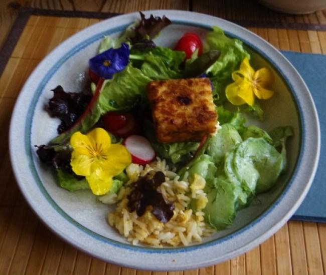 Salate und Feta (7)