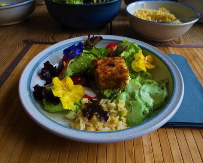 Salate und Feta (8)
