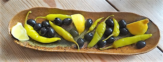 gefüllte Snackpaprika,Krautsalat,Tzatziki (16)