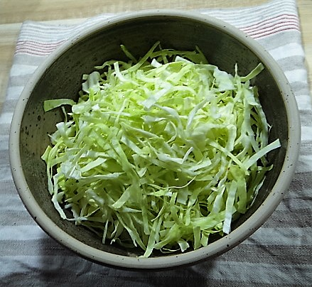 gefüllte Snackpaprika,Krautsalat,Tzatziki (9)