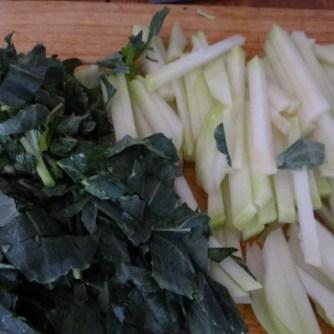 Rindfleisch in Petersiliensauce, Kohlrabigemüse,Salzkartoffeln (15)
