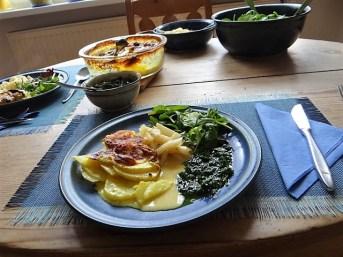Navets,Kartoffelgratin,Salat (18)