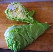 Krautsalat,Tzatziki,Kartoffelspalten,Hackbällchen (7)