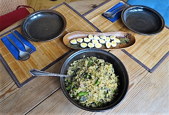 Risotto,Spargel,Spinat 15.05 (6)
