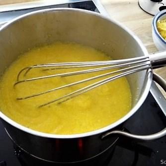 Gefüllte Mairübchen und Tomaten mit Polenta (17)