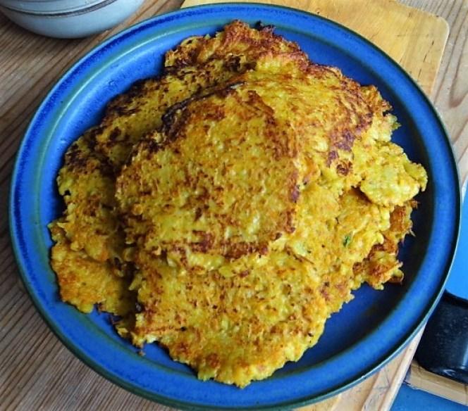 Kartoffel-Möhren Pupper mit Quark Dip und Fenchelsalat (12).JPG