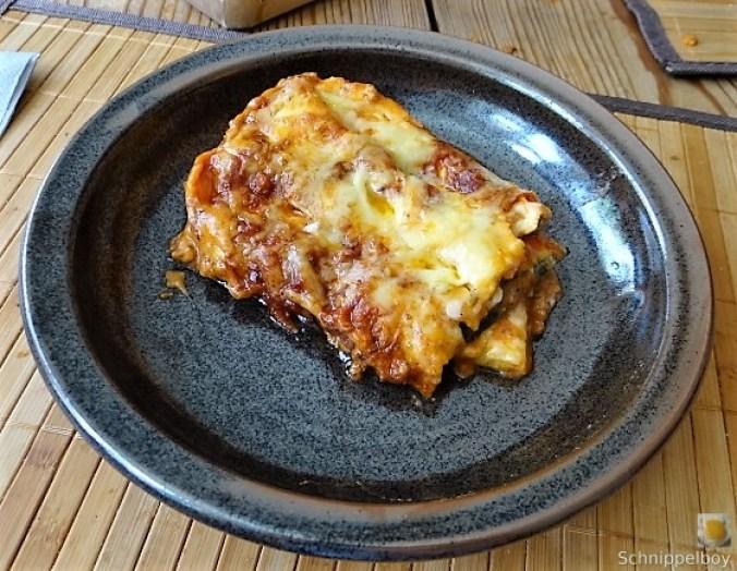 Nudel-Zucchini Lasagne (22)