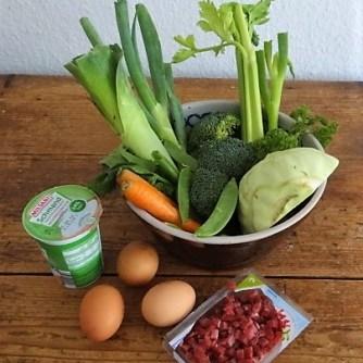 Gemüse Quiche (8)