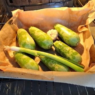 Gemüse,Salat und Ei (9)