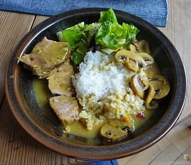 Sherryfleich,Reis,Salat (16)