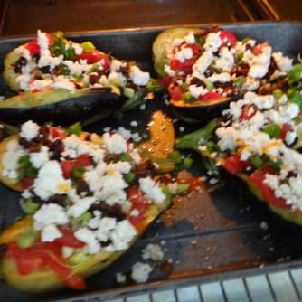 Auberginen,Tomate,Feta,Pimientos,Reis (15)