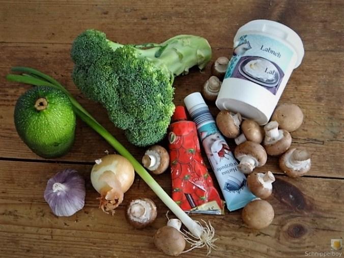 Brokkoli,Zucchini,Pilze in Labneh (6).JPG