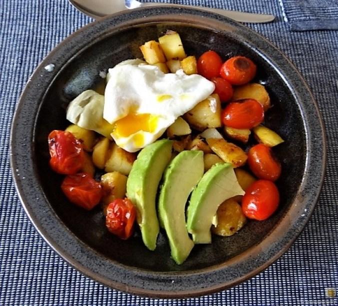 Gemüse Kartoffel und Ei (2)