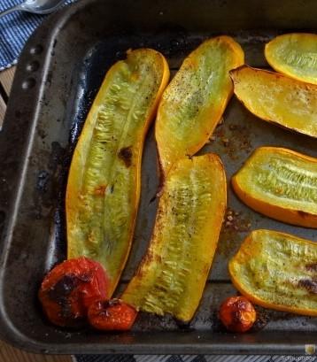 Gemüse Kartoffel und Ei (8)