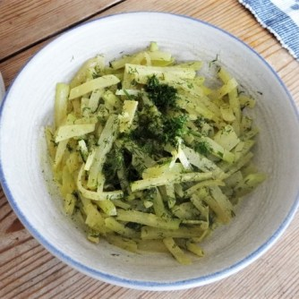 Geschnetzeltes, Kohlrabi,Karotten,Ofenkartoffeln (12)