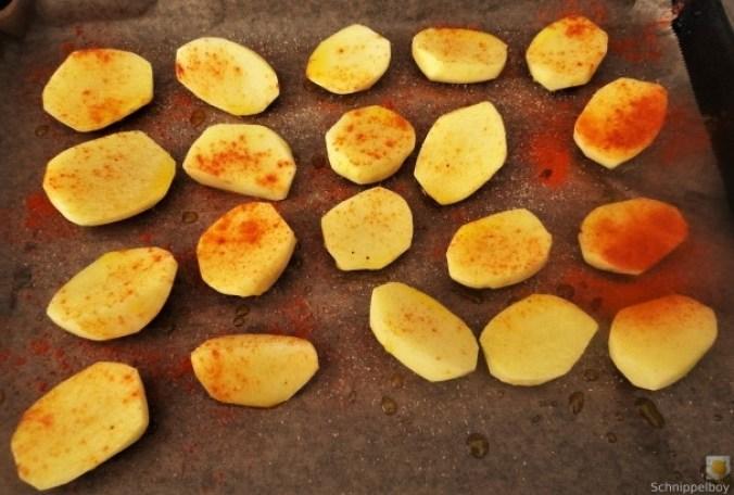 Geschnetzeltes, Kohlrabi,Karotten,Ofenkartoffeln (13)