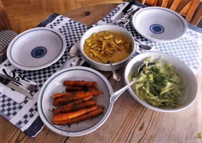 Geschnetzeltes, Kohlrabi,Karotten,Ofenkartoffeln (20)