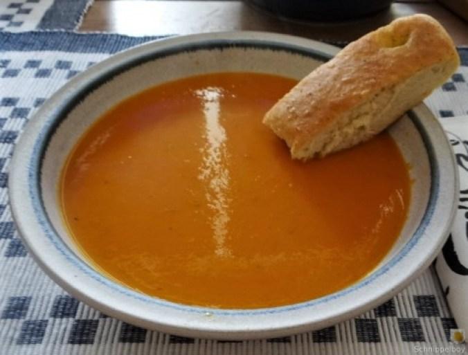 Kürbissuppe,, (2)