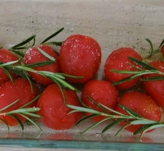 Knoblauchgrün,Gemüse,Kritharaki (12)