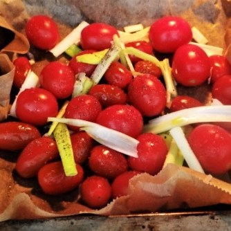 Linguine,geschmorte Tomaten,Miesmuscheln (10)
