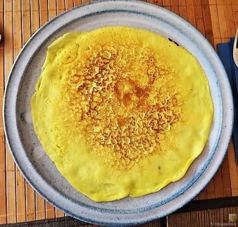 Pfannkuchen mit Apfelmus (13)