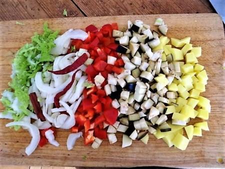 Gemüse Korma (8)