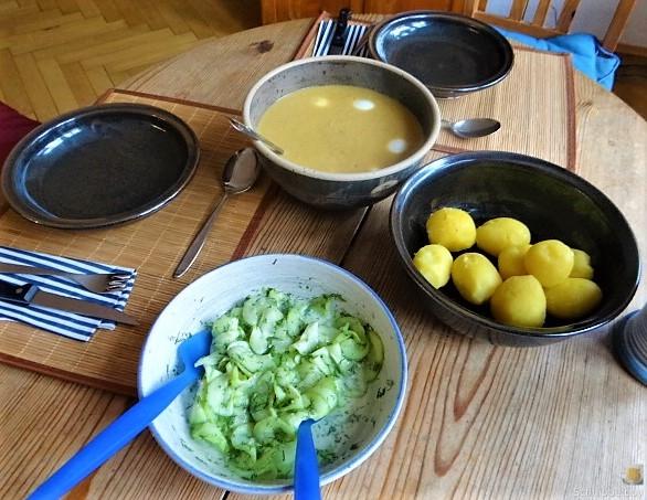 Eier in Senfsauce (14)